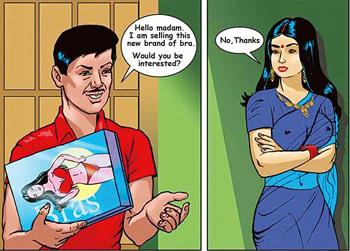 Savitabhabhi comic story