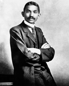 mahatma gandhi selected political writings essays for scholarships