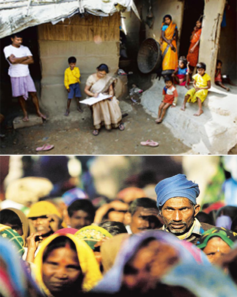 Caste and census implications to society