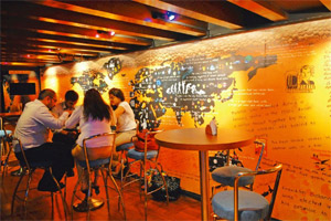Lounge Review Cerveza Mumbai Livemint
