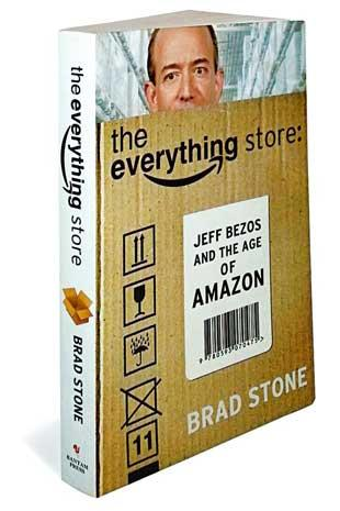 Resultado de imagen de The Everything Store: Jeff Bezos and the Age