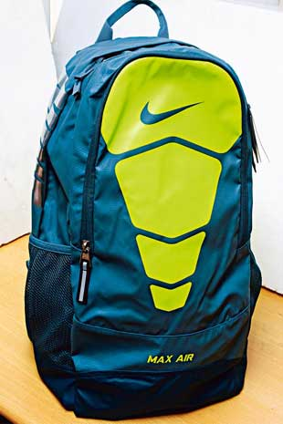 nike max air backpack myntra sale