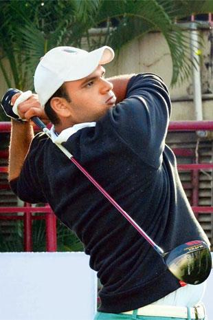 Professional golf association asian