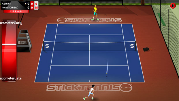 stick tennis multiplayer