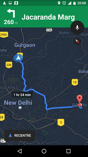 Why googles offline maps is a massive update livemint since there is no separate listing of maps that can be downloaded mapmyindias android and ios app offers that feature you basically need to search for a gumiabroncs Choice Image
