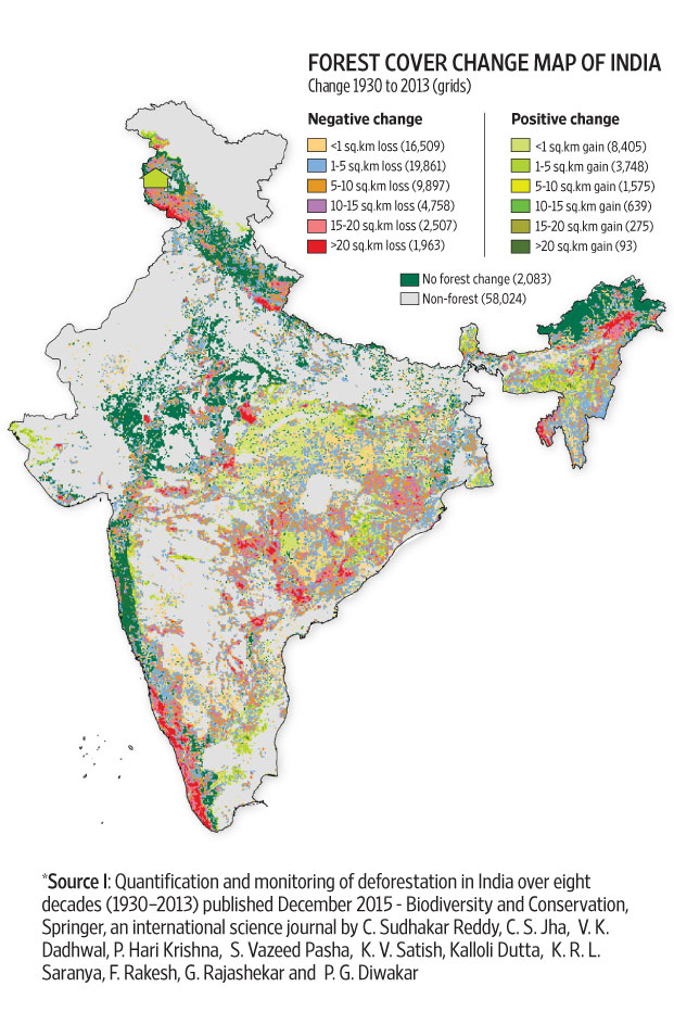 deforestation in indian The atmosphere, causing major shifts in precipitation that could lead to drought  in key agricultural areas in china, india, and the us midwest.