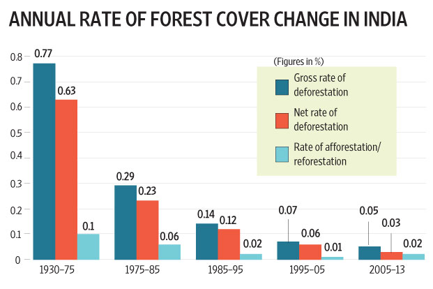 recent case study on deforestation in india Deforestation serious threat to bats in india with increasing human population and rise in agricultural land use in india's western ghats, a number of bat species are findings it difficult to adjust with the changed landscape brought about by deforestation, says a new study.