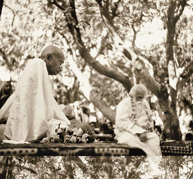"""tagore and gandhi essay Free essay: essay writing rabindranath tagore: a world heritage """"all men have poetry in their hearts, and it is necessary for them, as much as possible."""