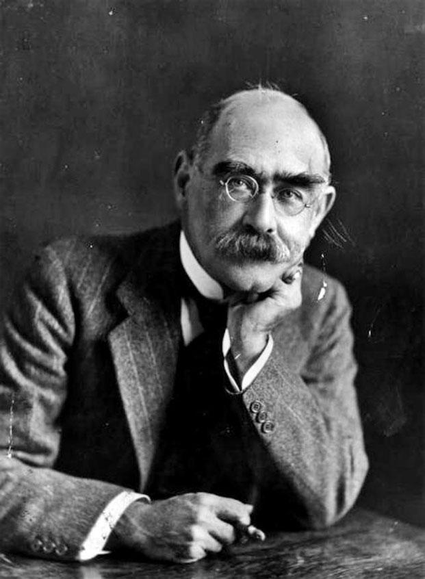 Rudyard Kipling kim imperialism