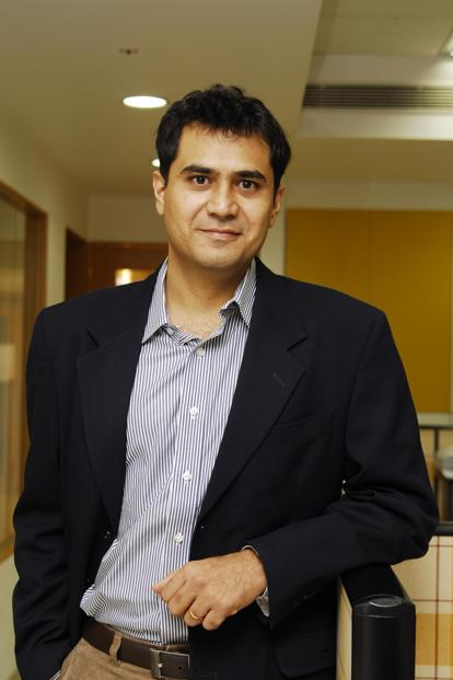 Ritesh Banglani, former partner at Helion Venture Partners.