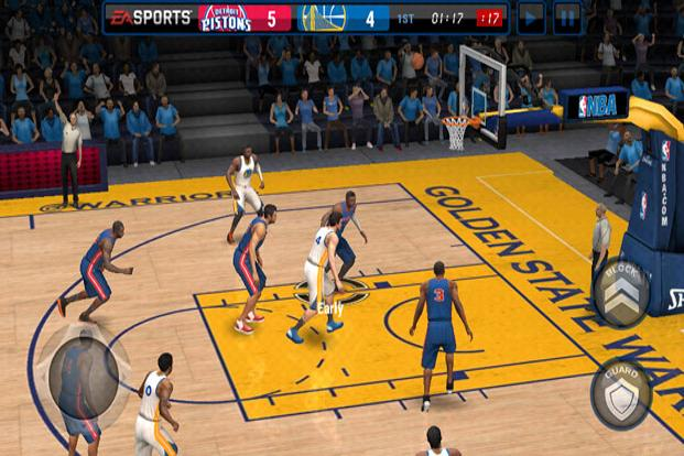 how to switch players nba live mobile