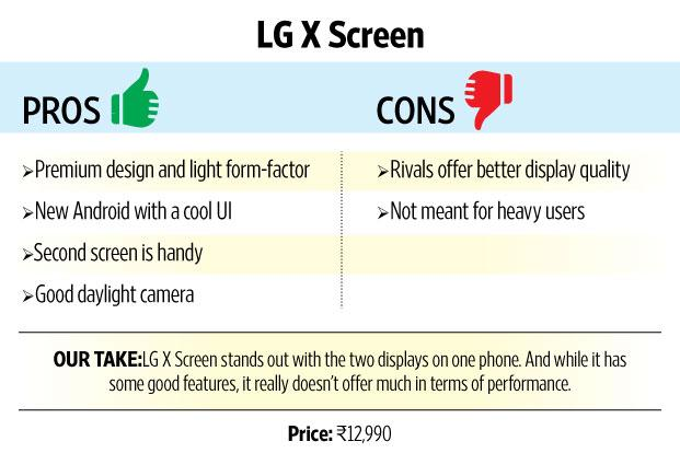 Review: LG X Screen is an affordable dual-screen Android phone ...