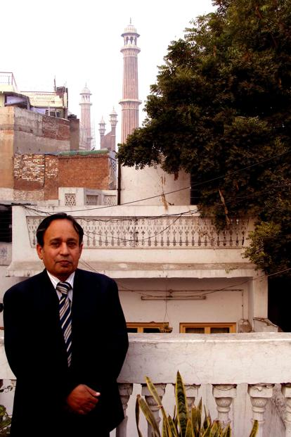 Asif Fehmi. Photo: Mayank Austen Soofi/Mint