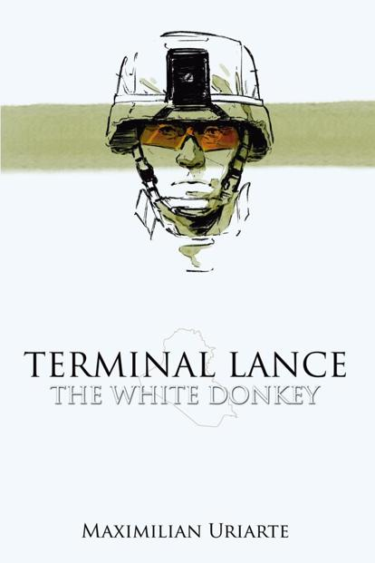 Cover of 'The White Donkey'.