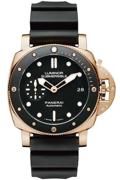 Luminor Submersible by Officine Panerai