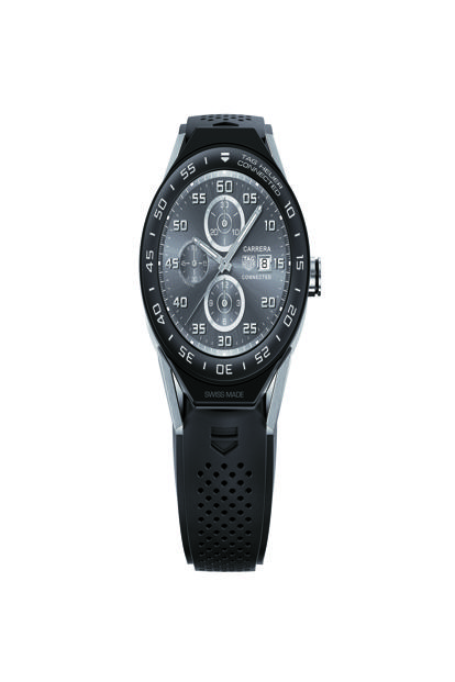 TAG Heuer continues to do interesting work with their Connected watches.