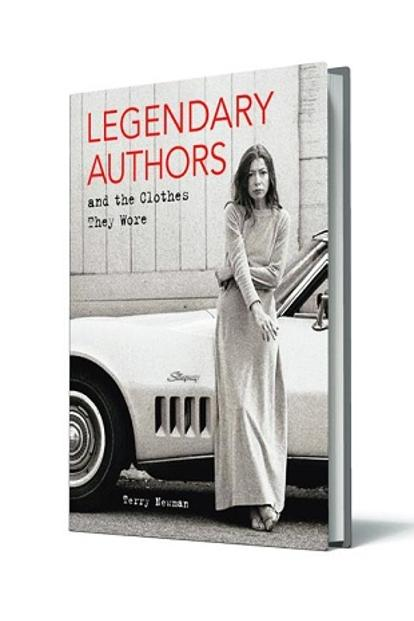'Legendary Authors And The Clothes They Wore': By Terry Newman
