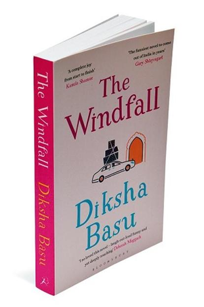 The Windfall By Diksha Basu, Bloomsbury, 294 pages, Rs499.