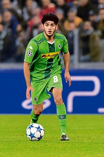 Mahmoud Dahoud will play for Iraq in the forthcoming Fifa Under-17 World Cup. Photo: Getty Images