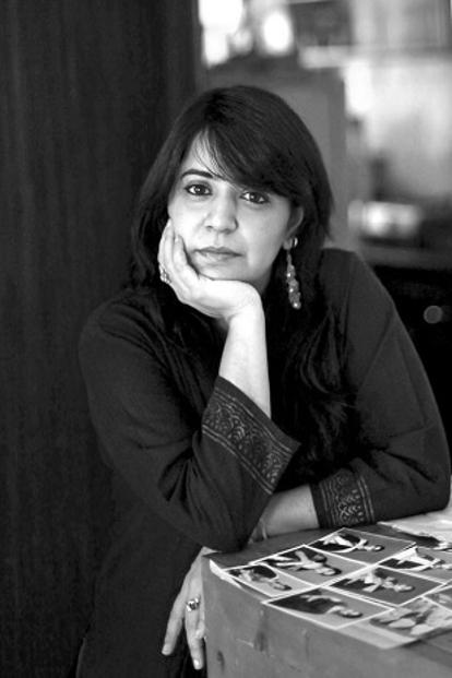 Anusha Yadav. Photo: Courtesy Indian Memory Project.
