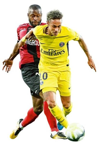 Barcelona will miss Neymar (in yellow), who has moved to Paris Saint-Germain. Photo: Fred Tanneau/AFP.