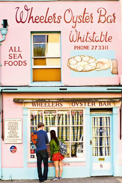 Seaside Whitstable is known for its oysters.Photo: iStockphoto.