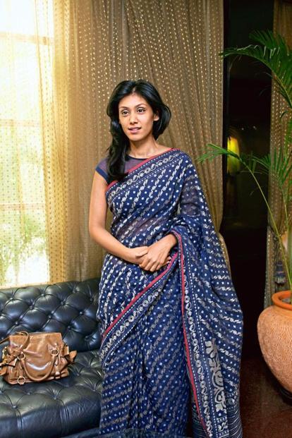 Roshni Nadar Malhotra. Photo: Priyanka Parashar/Mint