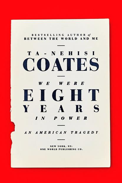 Toni Morrison has called him the James Baldwin of our times. Coates follows up his breakthrough book.