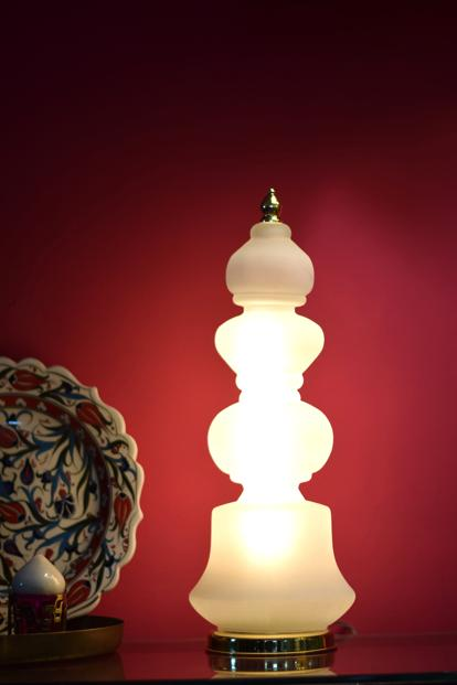 Ilke Table Lamp from Sahil and Sarthak