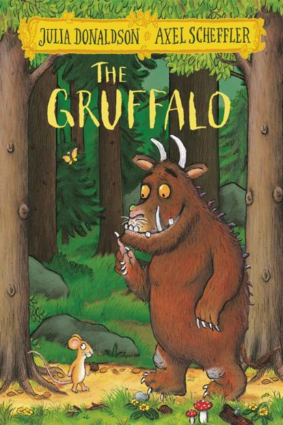'The Gruffalo' has been translated into over 40 languages.