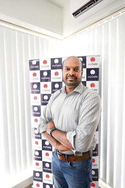 After quitting his job, Vijay Arisetty had to wait till his third venture to taste success. Photo: Ramegowda Bopaiah/Mint