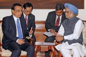 India, China paper over differences during Li's visit