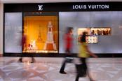 Louis Vuitton loses ground as world's most valuable luxury brand