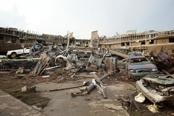 Dozens dead as massive tornado hits Oklahoma  City