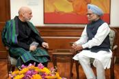 Afghanistan's Karzai gives India military equipment 'wish list'