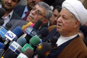 Rafsanjani barred from Iran presidential field