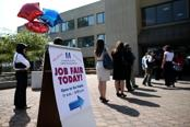 US jobless claims drop more than expected last week