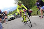 Cycling: Di Luca suspended after testing positive for EPO