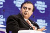 Reliance Industries chairman Mukesh Ambani. The Reliance Jio Phone is effectively free and has a Rs153 tariff plan for free calls and unlimited data. Photo: Bloomberg