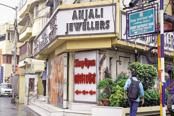Hours before demonetisation was announced on 8 November, the income tax department in Kolkata launched a probe into the operations of Anjali Jewellers Pvt. Ltd, a 25-year-old family owned enterprise, now a leading jewellery-maker in West Bengal. Photo: Indranil Bhoumik/Mint