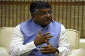 IT minister Ravi Shankar Prasad hailed the MDR decision as 'very crucial' to the government's aim to grow India's digital economy to $1 trillion by 2022. Photo: HT