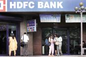 HDFC Bank reported a 20% rise in net profit to Rs4,642.6 crore for the December quarter, but its NPA stock also rose 57% from the year-ago period. Photo: Bloomberg
