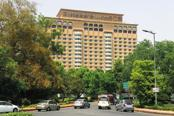 The Taj Mansingh hotel on Mansingh Road in New Delhi. Photo: Ramesh Pathania/Mint