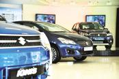 Shares of Suzuki dropped 4.8% in Tokyo on Thursday on reports of its likely exit from China, but, Maruti Suzuki rose 1.3% on BSEâ€