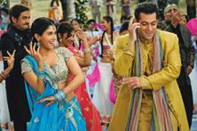 Same old moves: Asin and Salman Khan grooving in Anees Bazmee's Ready.