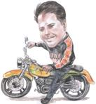 Hot wheels: Prakash says Harley is getting a lot of customer feedback so they can tweak their bikes to make them more relevant to the Indian market. Jayachandran/Mint