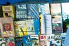 Raiders on the storm: A romantic cottage industry, or a crime? Literary piracy by India's street booksellers is a combination of the two. Photo: Hemant Padalkar/Hindustan Times