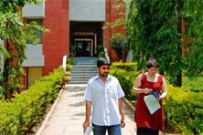 Cost burden: A file photo of the National Law School of India University in Bangalore. Over a period of five years, the institute's costs have jumped by almost 160%. Hemant Mishra/Mint