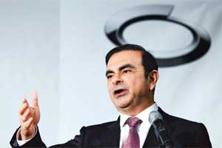 Nissan-Renault global chief executive officer Carlos Ghosn