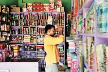 In Singhia Buzurg, Bihar, products such as hair conditioners, air fresheners, prickly heat powders, fizzy drinks and processed cheese are no longer viewed as luxury items. Photo: Pradeep Gaur/Mint